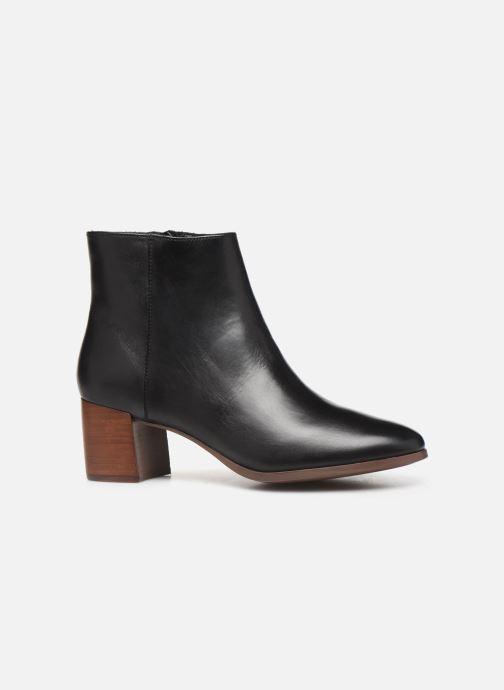 Boots en enkellaarsjes Jonak ASIA Zwart achterkant