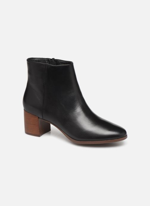Boots en enkellaarsjes Jonak ASIA Zwart detail