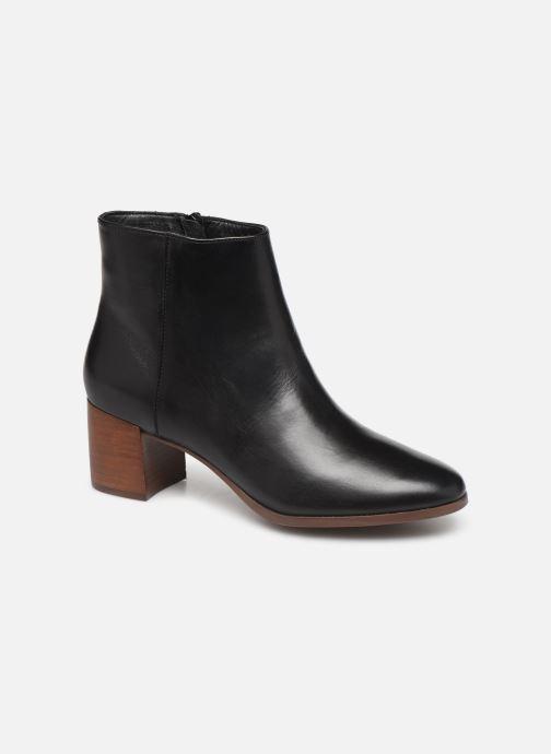 Bottines et boots Jonak ASIA Noir vue détail/paire