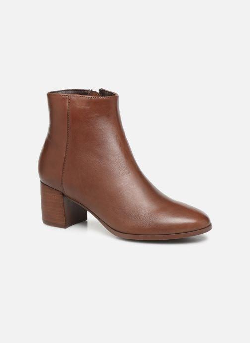 Boots en enkellaarsjes Jonak ASIA Bruin detail