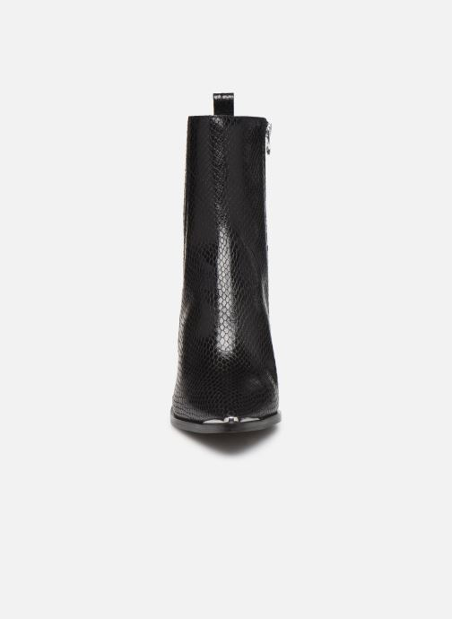 Boots en enkellaarsjes Jonak BASAMA Zwart model