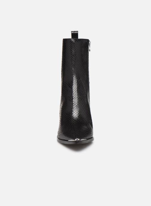 Bottines et boots Jonak BASAMA Noir vue portées chaussures