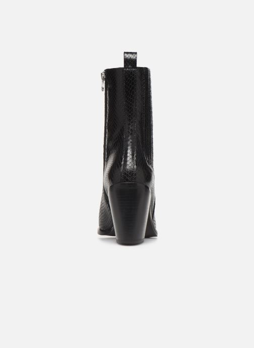 Bottines et boots Jonak BASAMA Noir vue droite