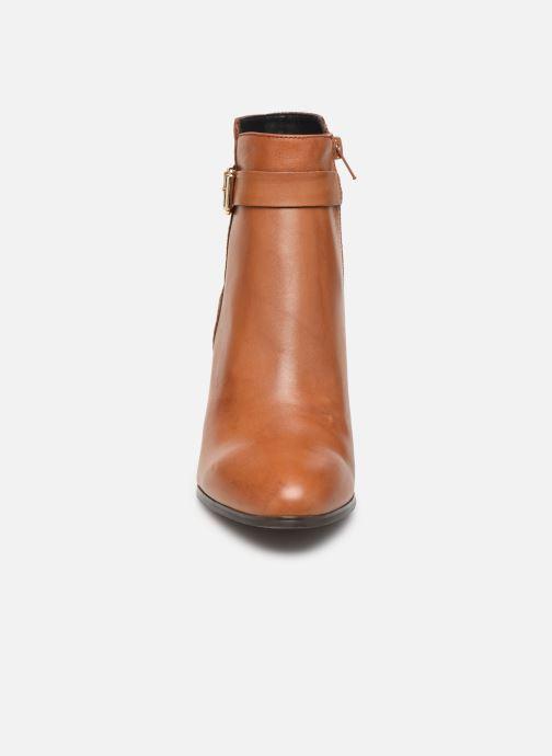 Bottines et boots Jonak BATIDE Marron vue portées chaussures
