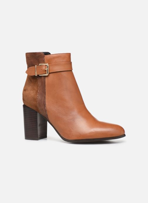 Ankle boots Jonak BATIDE Brown back view