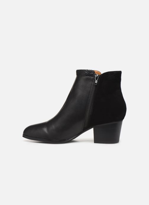 Bottines et boots Jonak BONNIE Noir vue face