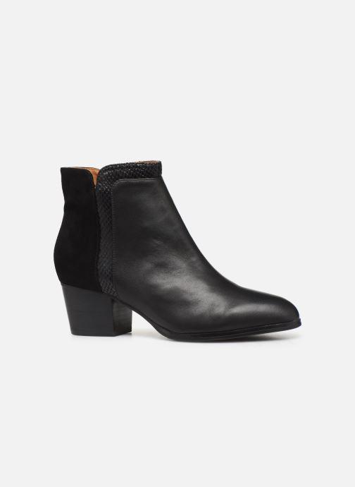 Bottines et boots Jonak BONNIE Noir vue derrière