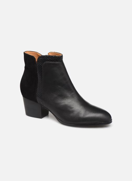 Stiefeletten & Boots Jonak BONNIE schwarz detaillierte ansicht/modell