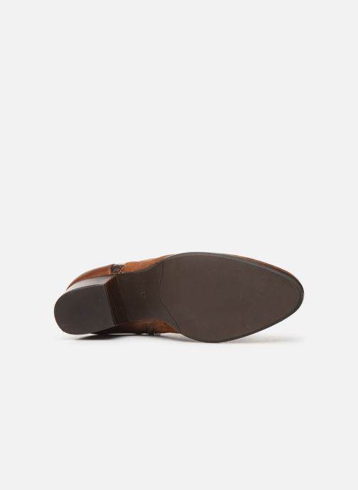 Stiefeletten & Boots Jonak BONNIE braun ansicht von oben