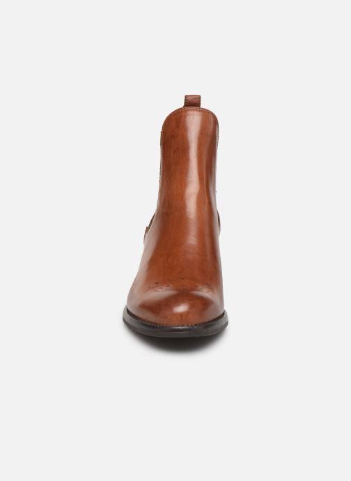 Bottines et boots Jonak CALCUTTA Marron vue portées chaussures