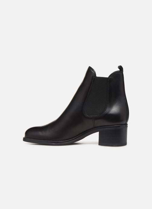 Bottines et boots Jonak CALCUTTA Noir vue face