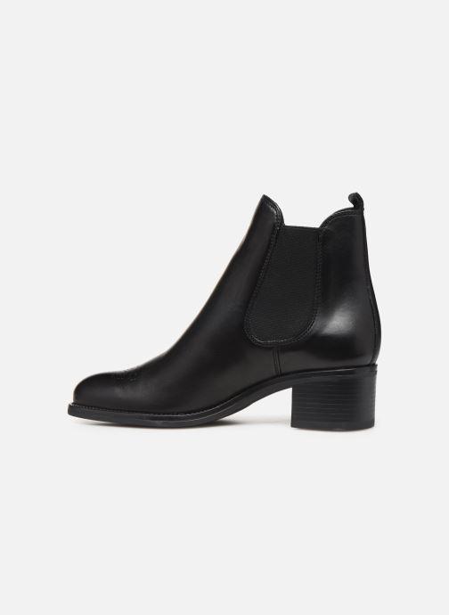 Bottines et boots Jonak CALCUTTA Noir vue face