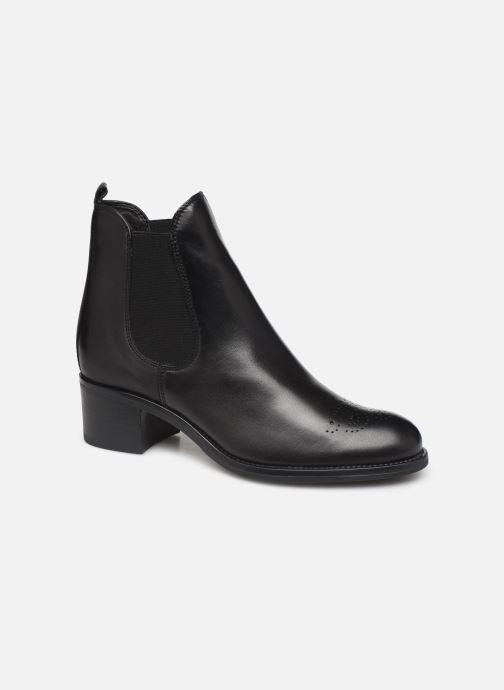 Bottines et boots Jonak CALCUTTA Noir vue détail/paire