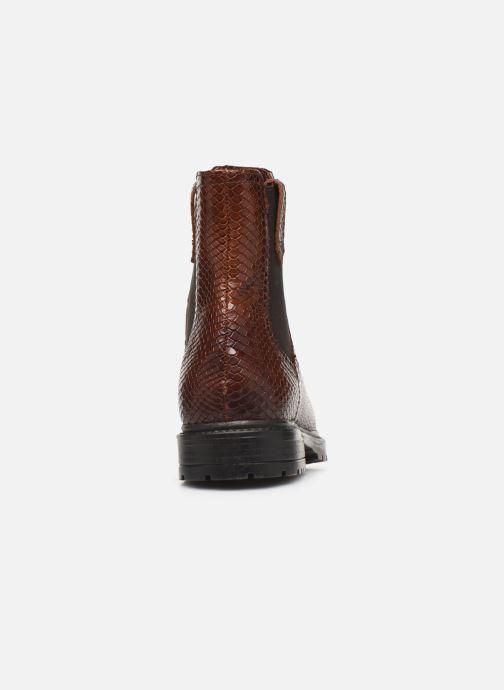 Bottines et boots Jonak CANDIDE Marron vue droite