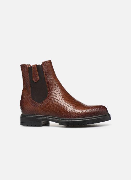 Bottines et boots Jonak CANDIDE Marron vue derrière
