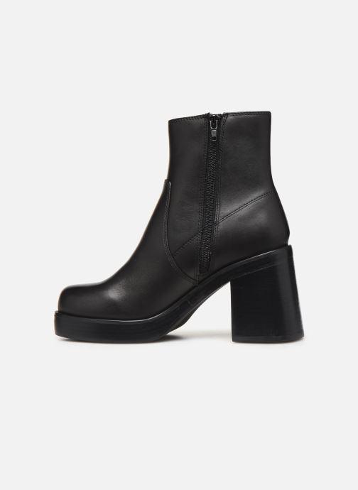 Bottines et boots Jonak GOLDY Noir vue face