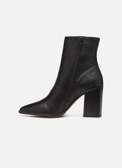 Boots en enkellaarsjes Jonak PAOLINA Zwart voorkant