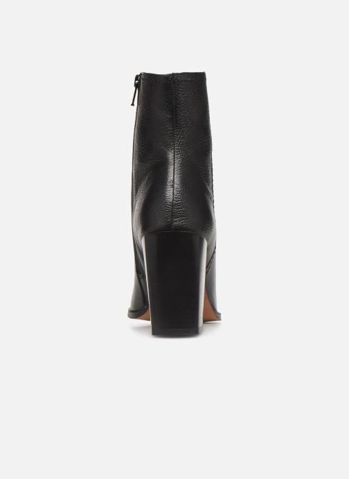 Bottines et boots Jonak PAOLINA Noir vue droite