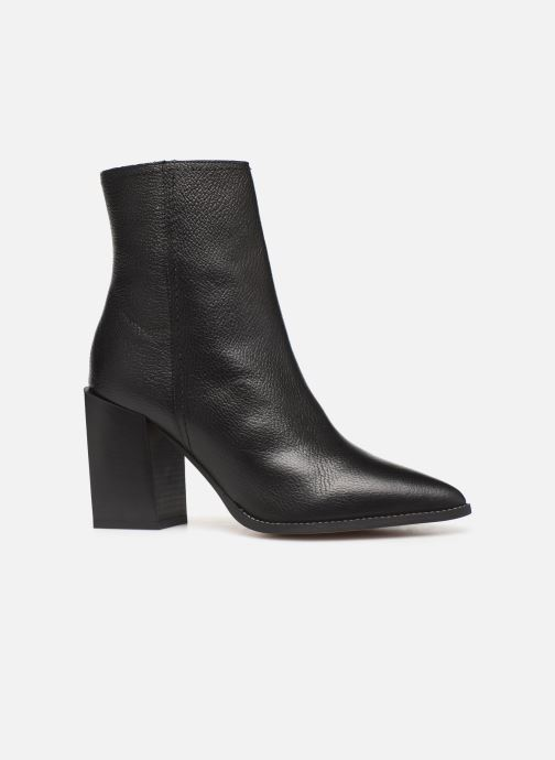 Boots en enkellaarsjes Jonak PAOLINA Zwart achterkant