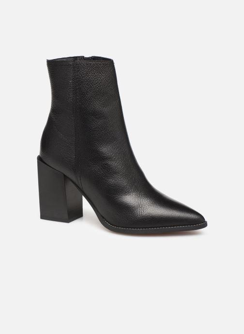 Boots en enkellaarsjes Jonak PAOLINA Zwart detail