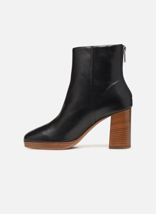 Bottines et boots Jonak PICASSO Noir vue face