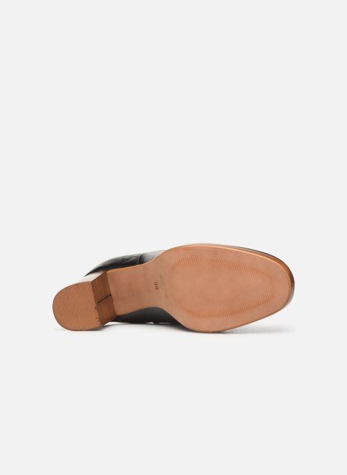 Bottines et boots Jonak PICASSO Noir vue haut