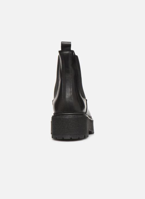 Boots en enkellaarsjes Jonak RANIE Zwart rechts