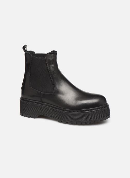 Boots en enkellaarsjes Jonak RANIE Zwart detail