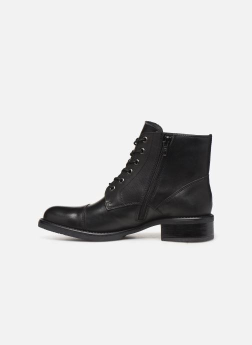 Bottines et boots Jonak TESS Noir vue face