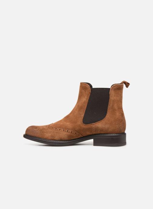Bottines et boots Jonak TRIM Marron vue face