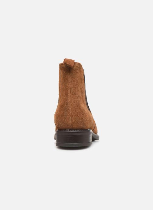 Bottines et boots Jonak TRIM Marron vue droite