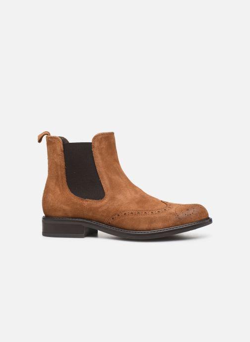 Bottines et boots Jonak TRIM Marron vue derrière