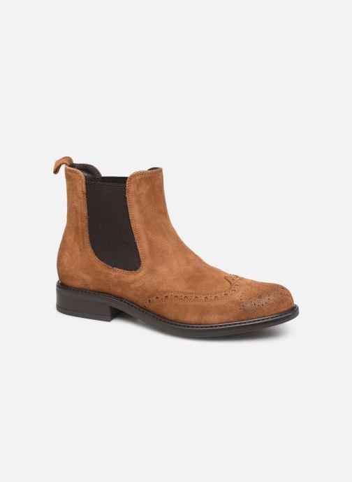 Bottines et boots Jonak TRIM Marron vue détail/paire