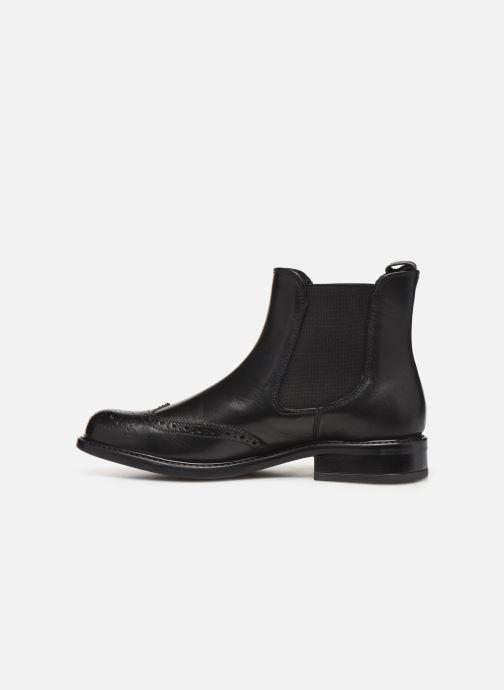 Stiefeletten & Boots Jonak TRIM schwarz ansicht von vorne