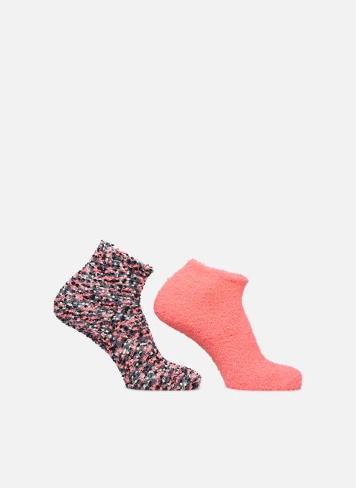 Chaussettes et collants Sarenza Wear Chaussons Chaussettes fourrés femme Multicolore vue détail/paire