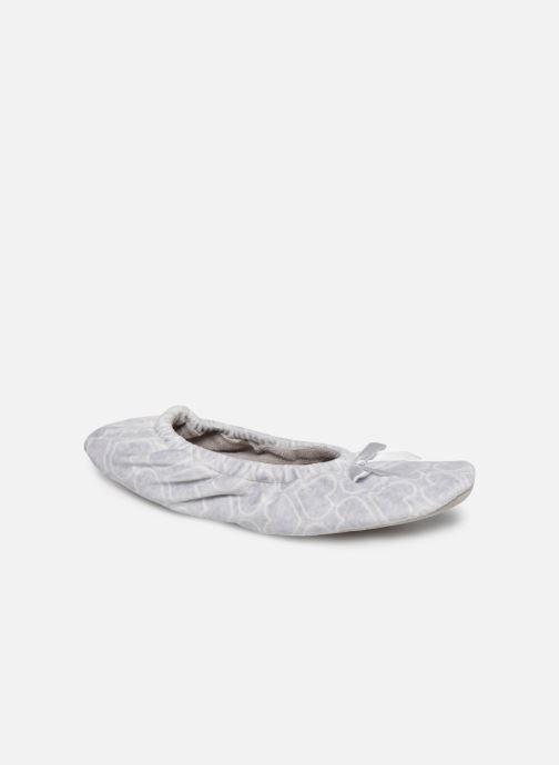 Pantofole Sarenza Wear Chaussons ballerines coeur Femme Grigio vedi dettaglio/paio