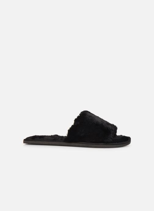 Pantofole Sarenza Wear Mules tout doux femme Nero immagine posteriore