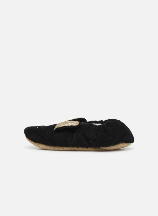 Pantuflas Sarenza Wear Chaussons lapin femme Negro vista de frente