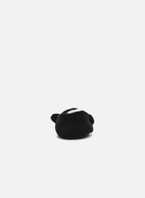 Pantuflas Sarenza Wear Chaussons Monstre Enfant Garçon Negro vista lateral derecha