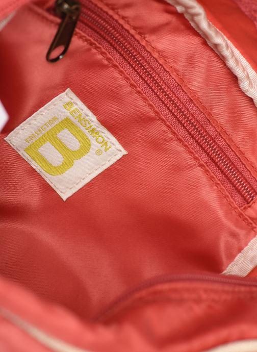 Borse Bensimon Small Besace Colorline Rosso immagine posteriore