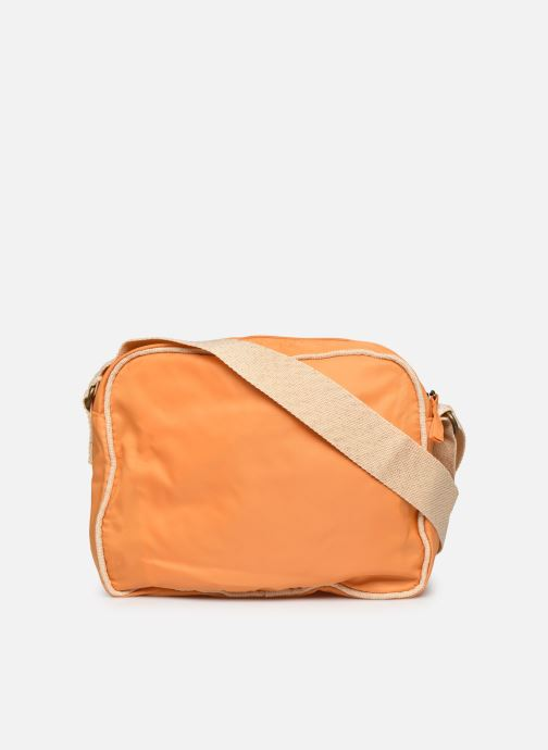 Handtaschen Bensimon Small Besace Colorline orange ansicht von vorne