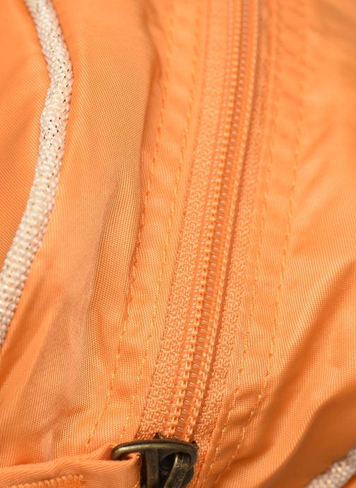 Handtaschen Bensimon Small Besace Colorline orange ansicht von links