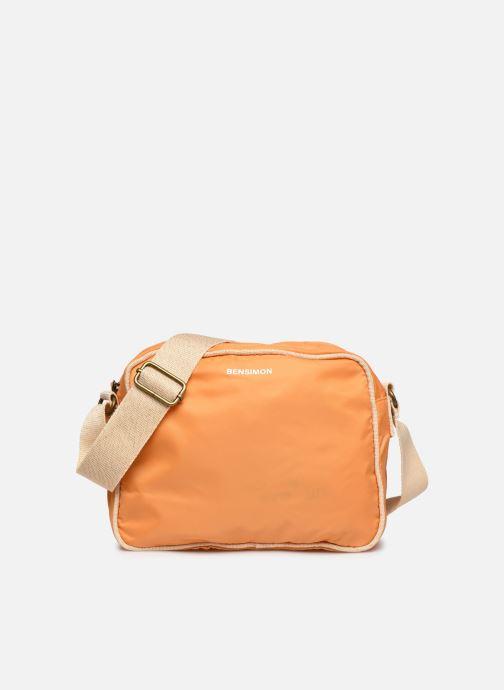 Handtaschen Bensimon Small Besace Colorline orange detaillierte ansicht/modell