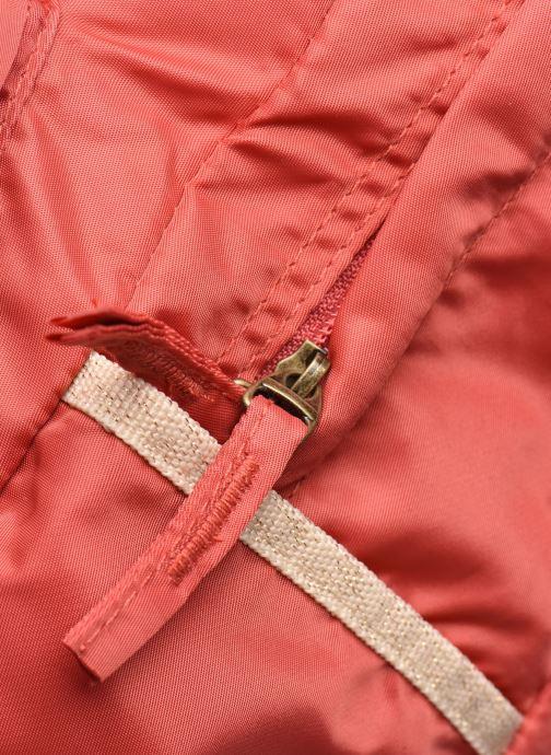 Rucksäcke Bensimon Backpack Colorline rosa ansicht von links