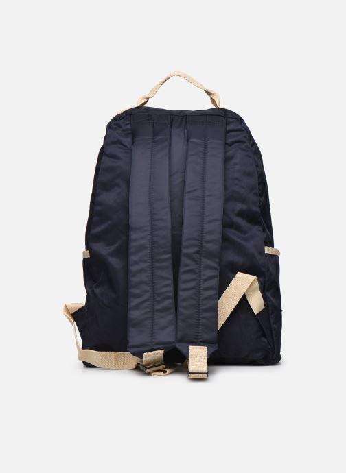 Sacs à dos Bensimon Backpack Colorline Bleu vue face