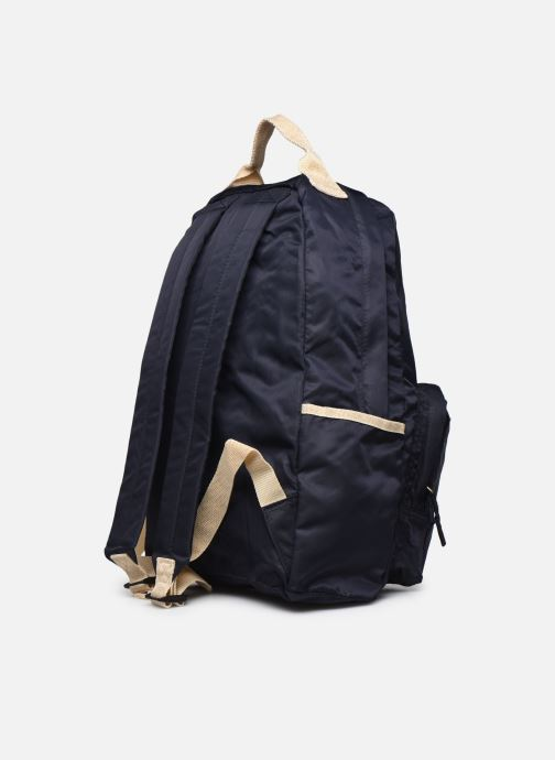 Sacs à dos Bensimon Backpack Colorline Bleu vue droite
