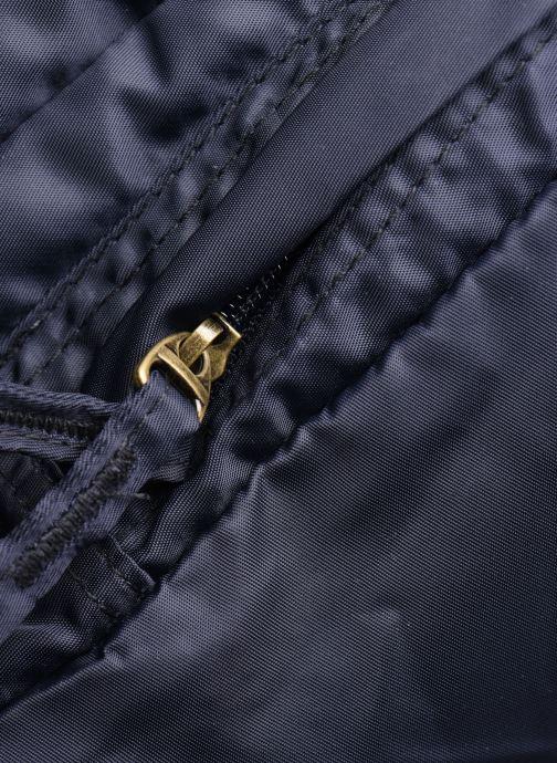Sacs à dos Bensimon Backpack Colorline Bleu vue gauche