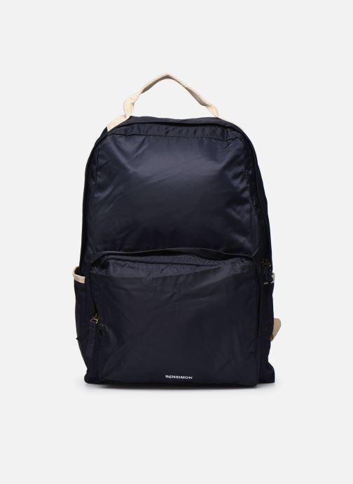 Sacs à dos Bensimon Backpack Colorline Bleu vue détail/paire