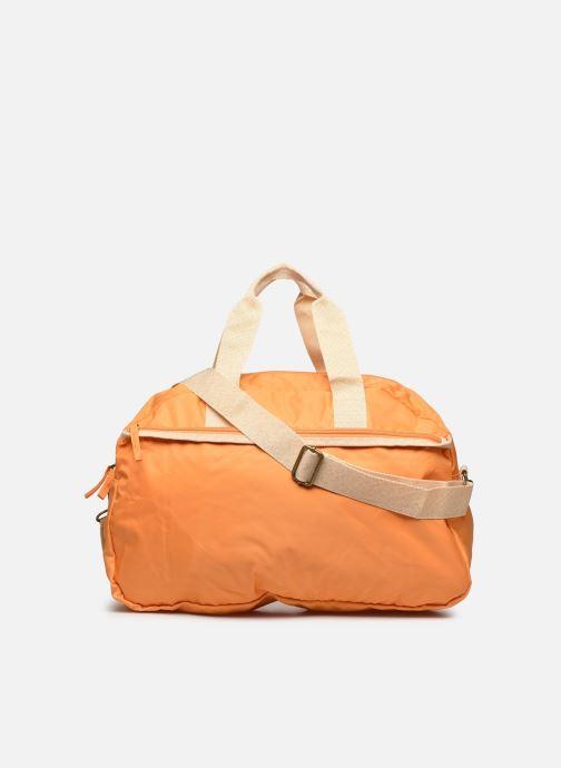 Bolsos de mano Bensimon Sport Bag Colorline Naranja vista de frente
