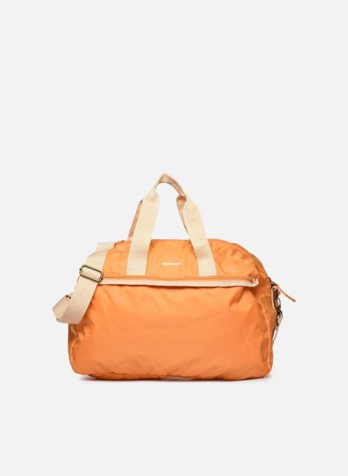 Bolsos de mano Bensimon Sport Bag Colorline Naranja vista de detalle / par